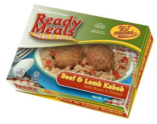 Beef & Lamb Kabob (486)