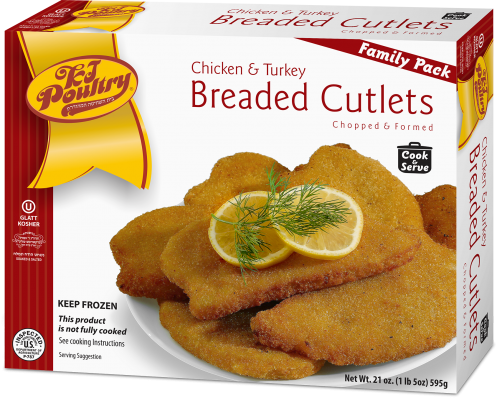 Breaded Cutlets (272)