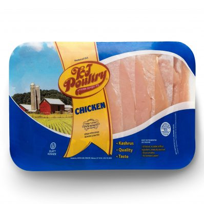 Chicken Breast Thin Sliced (5010)