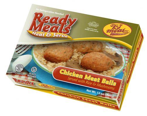 Chicken Meat Balls (494)