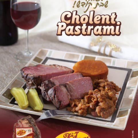 Cholent Pastrami