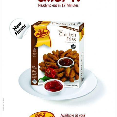 Frozen Ad – Fries