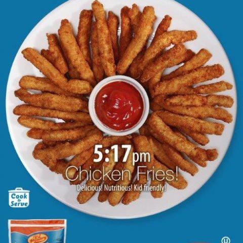 Chicken Fries 2