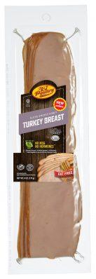KJ Poultey Kosher sliced Smoked Honey Turkey Breast (11423)
