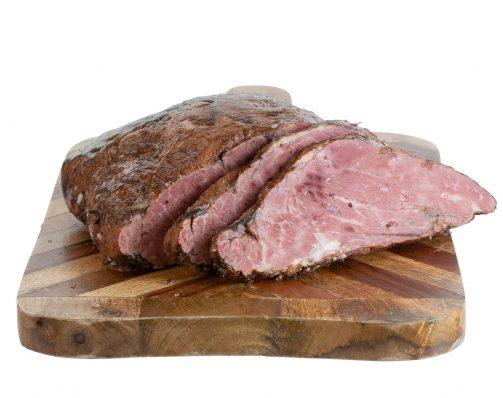 KJ Poultry Kosher Beef Chuck Pastrami (447)