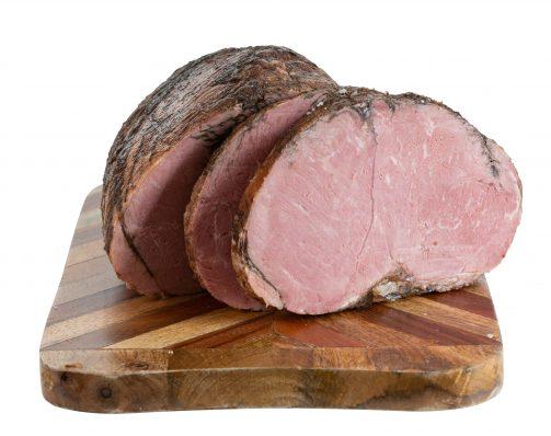 KJ Poultry Kosher Beef Shoulder Pastrami (433)