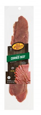 KJ Poultry Kosher Cooked Corned Beef (437)