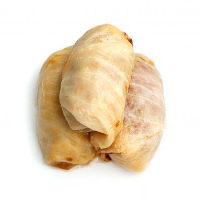 KJ Poultry Kosher Mini Uncooked Stuffed Cabbage (277)