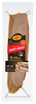 KJ Poultry Kosher Sliced Smoked Turkey Breasat (11403)