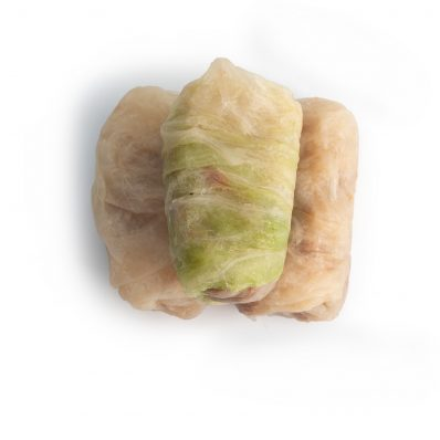 KJ Poultry Kosher Uncooked Stuffed Cabbage (276)