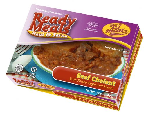 Ready Meals Beef Cholent (487)