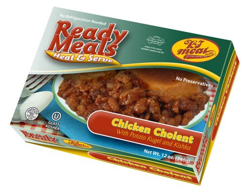 Ready Meals Chicken Cholent (491)