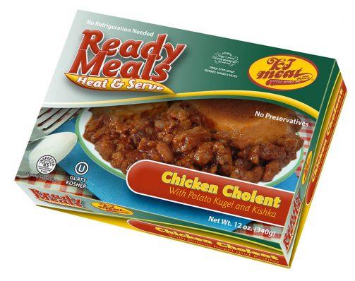 Ready Meals Chicken Cholent (491)