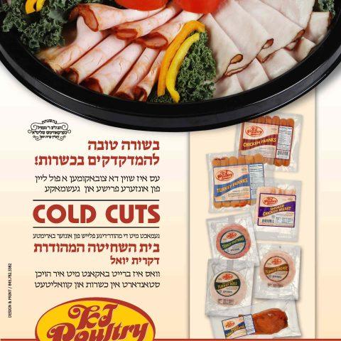 Cold Cuts – Ad